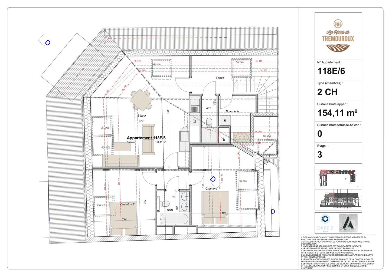 Appartement - Perwez - #4308188-0