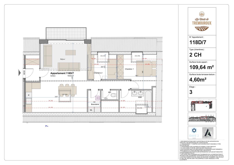 Appartement - Perwez - #4308197-24
