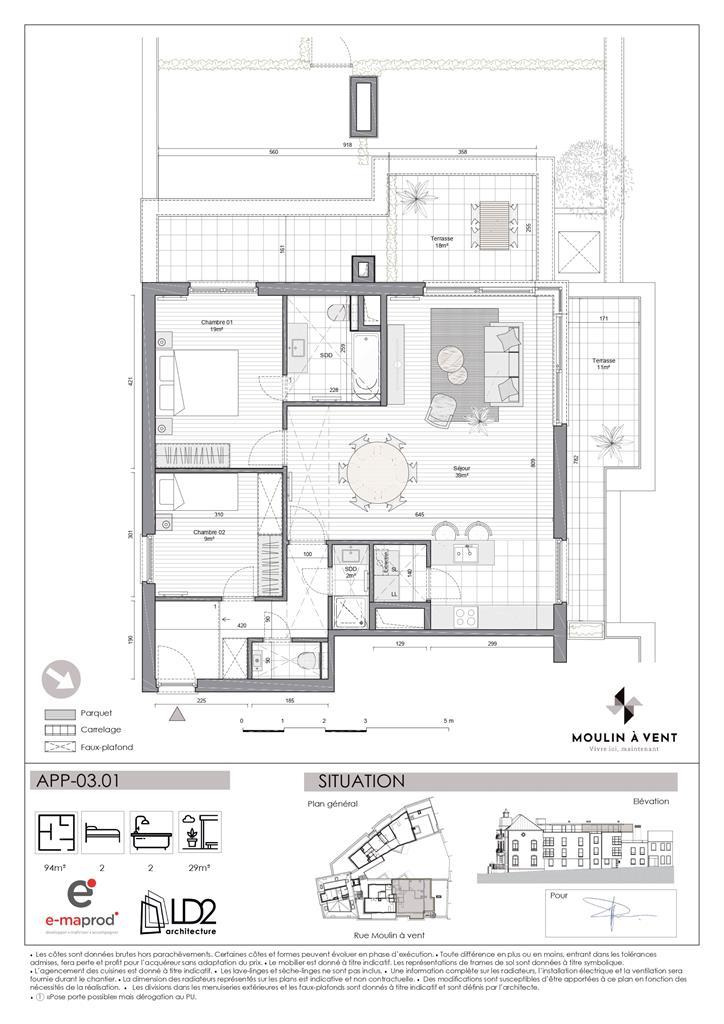 Appartement - Wavre - #4323548-0