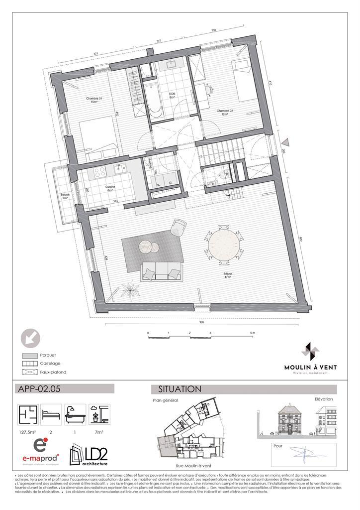 Appartement - Wavre - #4323595-0