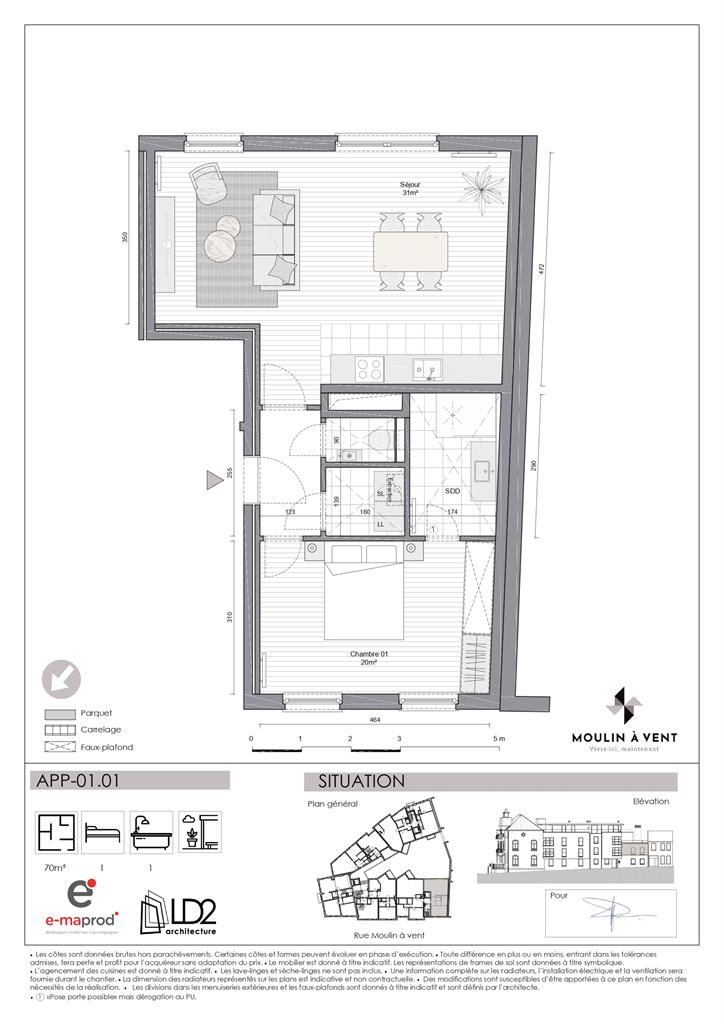 Appartement - Wavre - #4323597-2