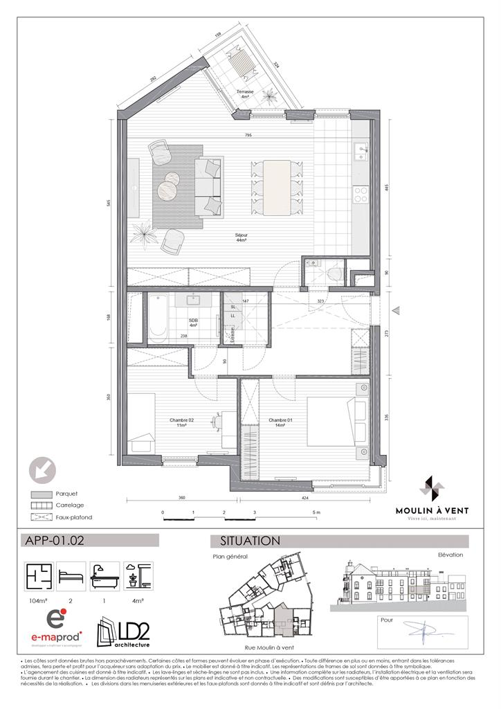 Appartement - Wavre - #4323600-2