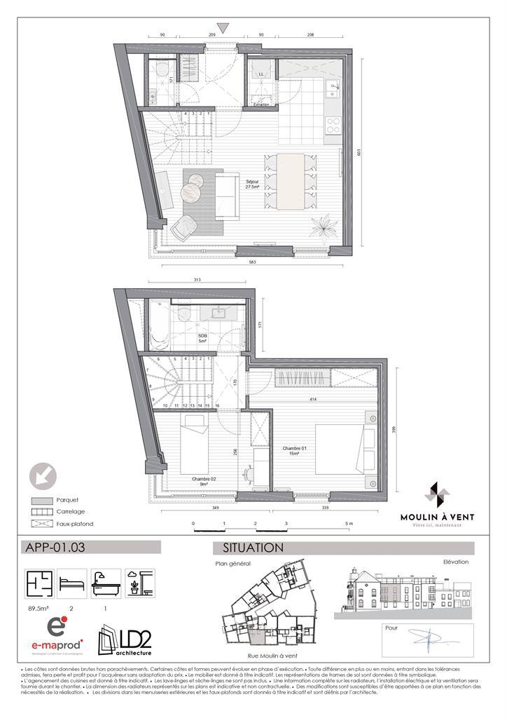 Appartement - Wavre - #4323603-2