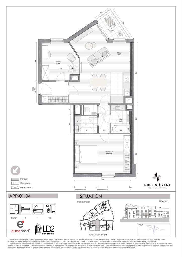 Appartement - Wavre - #4323607-2