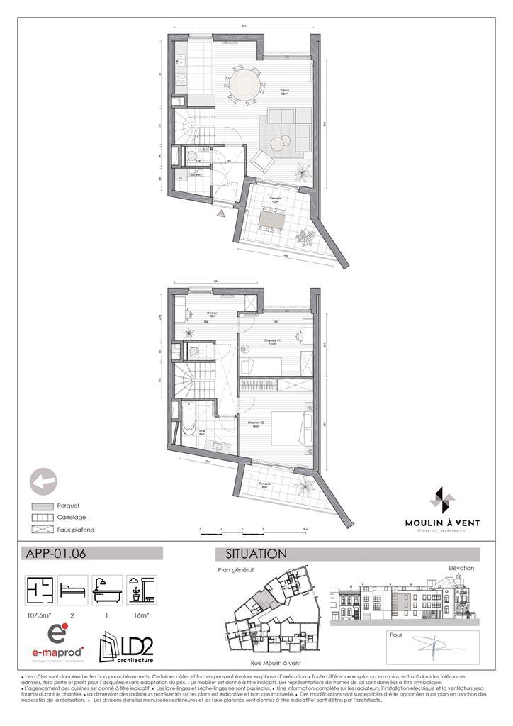 Appartement - Wavre - #4323610-2