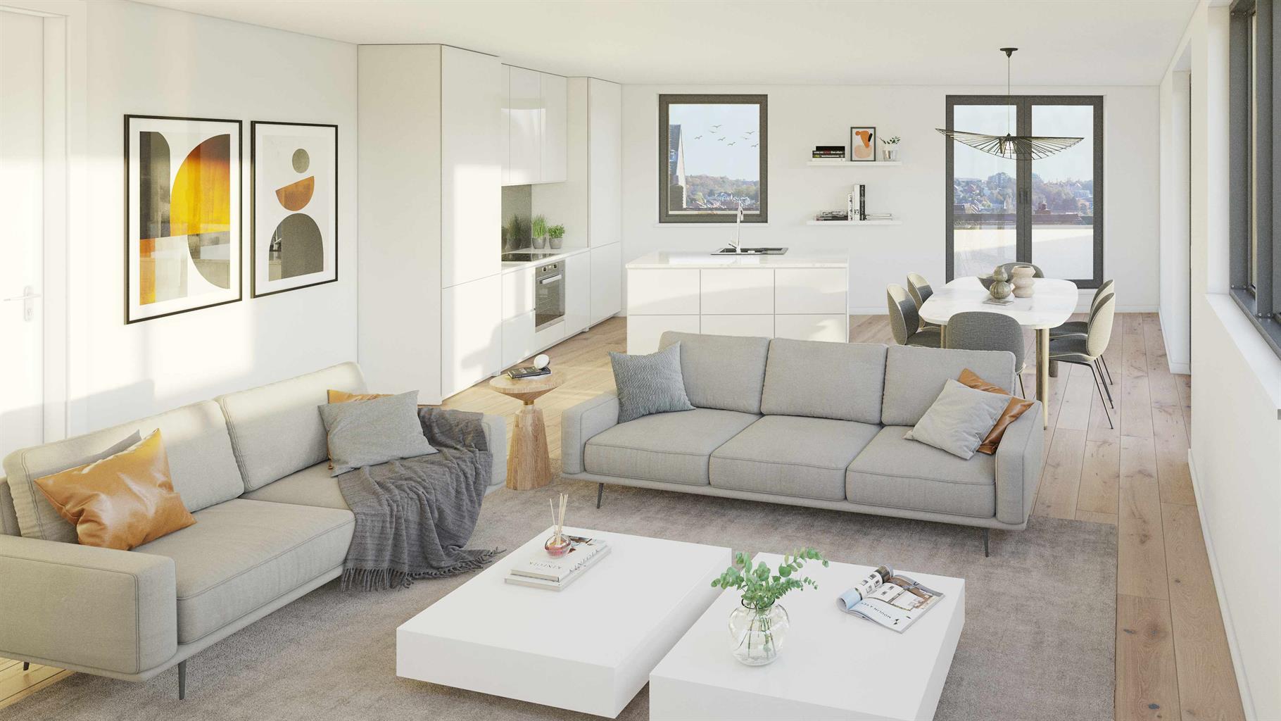Appartement - Wavre - #4323624-3