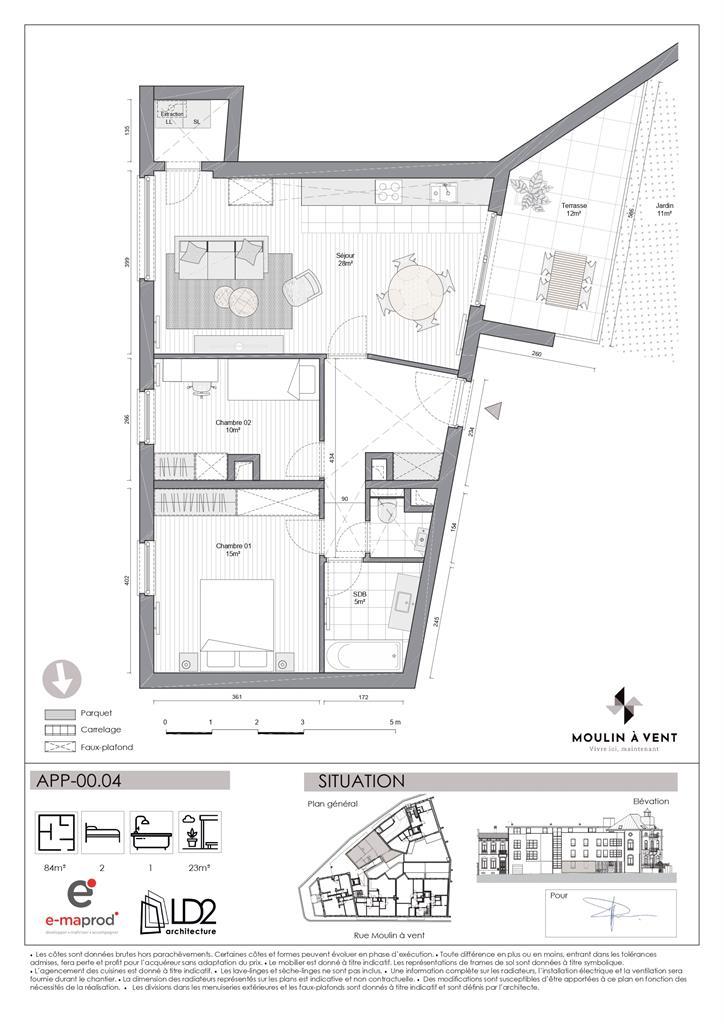 Appartement - Wavre - #4323624-0