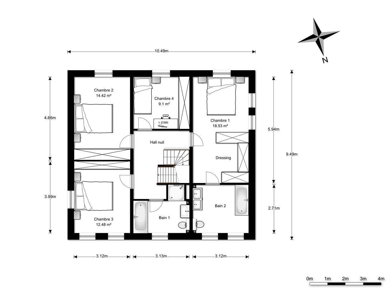Maison - Eghezee - #4350240-4