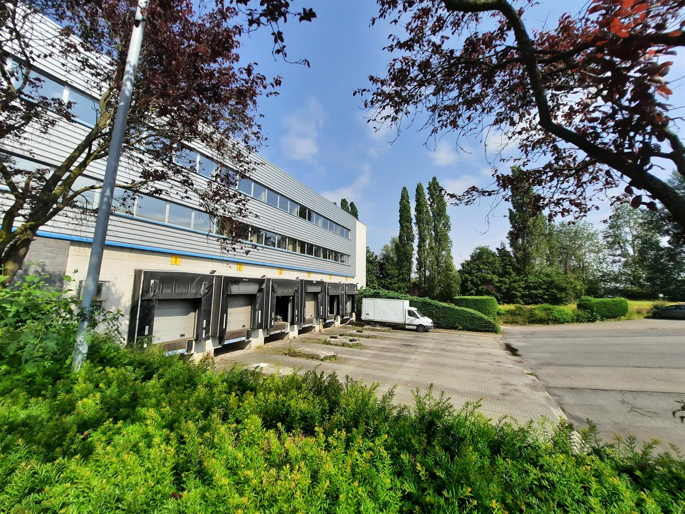 Immeuble a usage multiple - Wavre - #4395691-4