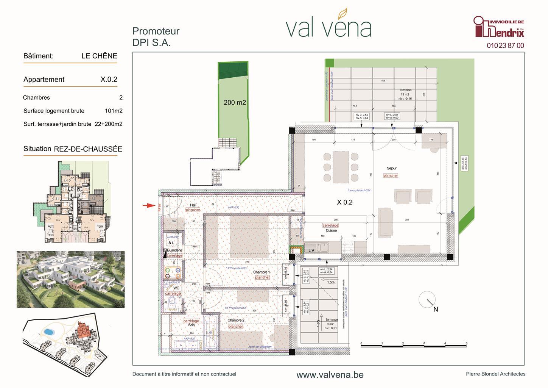 Appartement - Wavre - #4419383-0