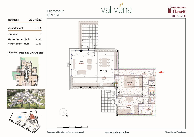 Appartement - Wavre - #4419386-0