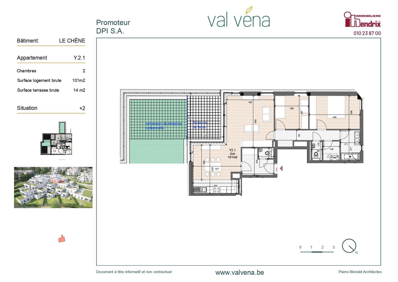 Appartement - Wavre - #4419395-5