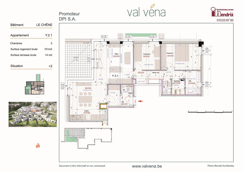 Appartement - Wavre - #4419395-1