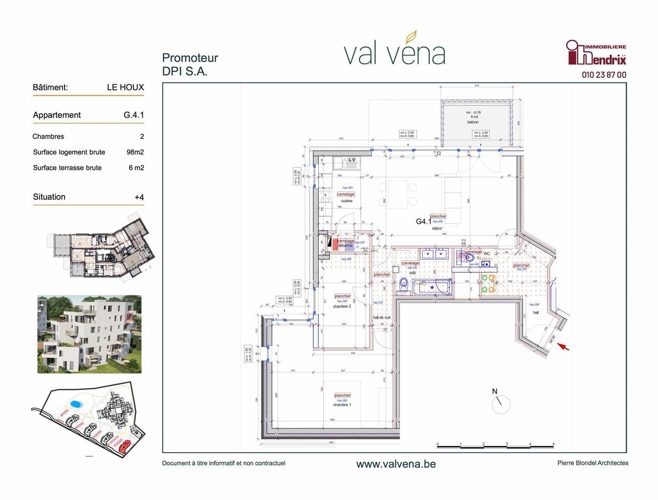 Appartement - Wavre - #4419425-0