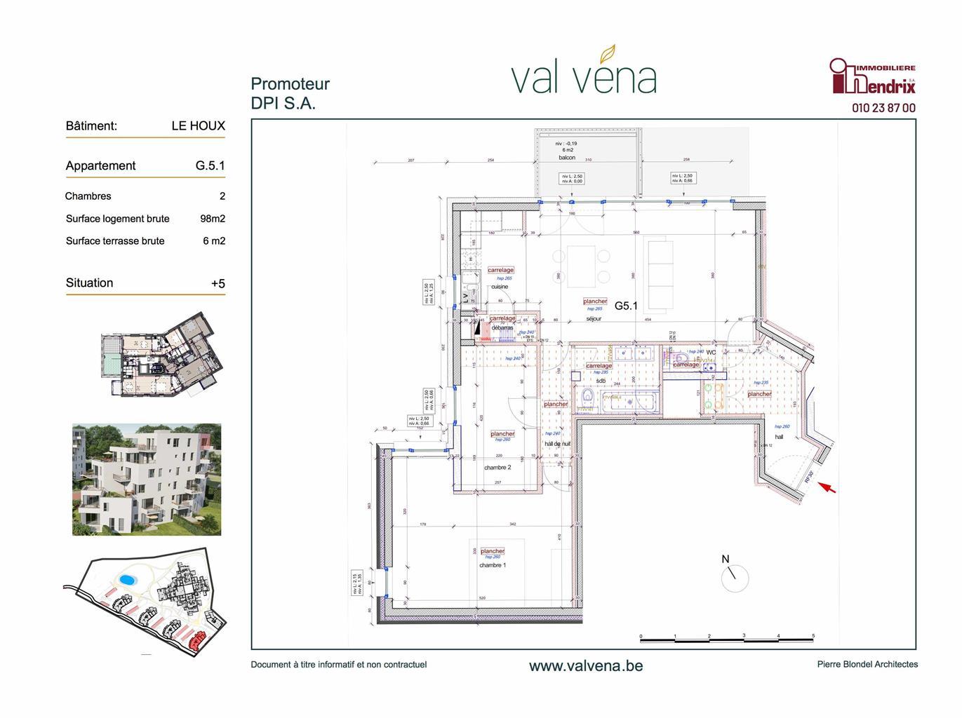 Appartement - Wavre - #4419426-0