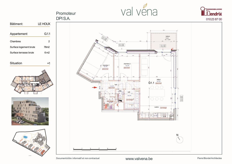 Appartement - Wavre - #4419427-0