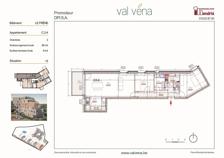 Appartement - Wavre - #4419432-0