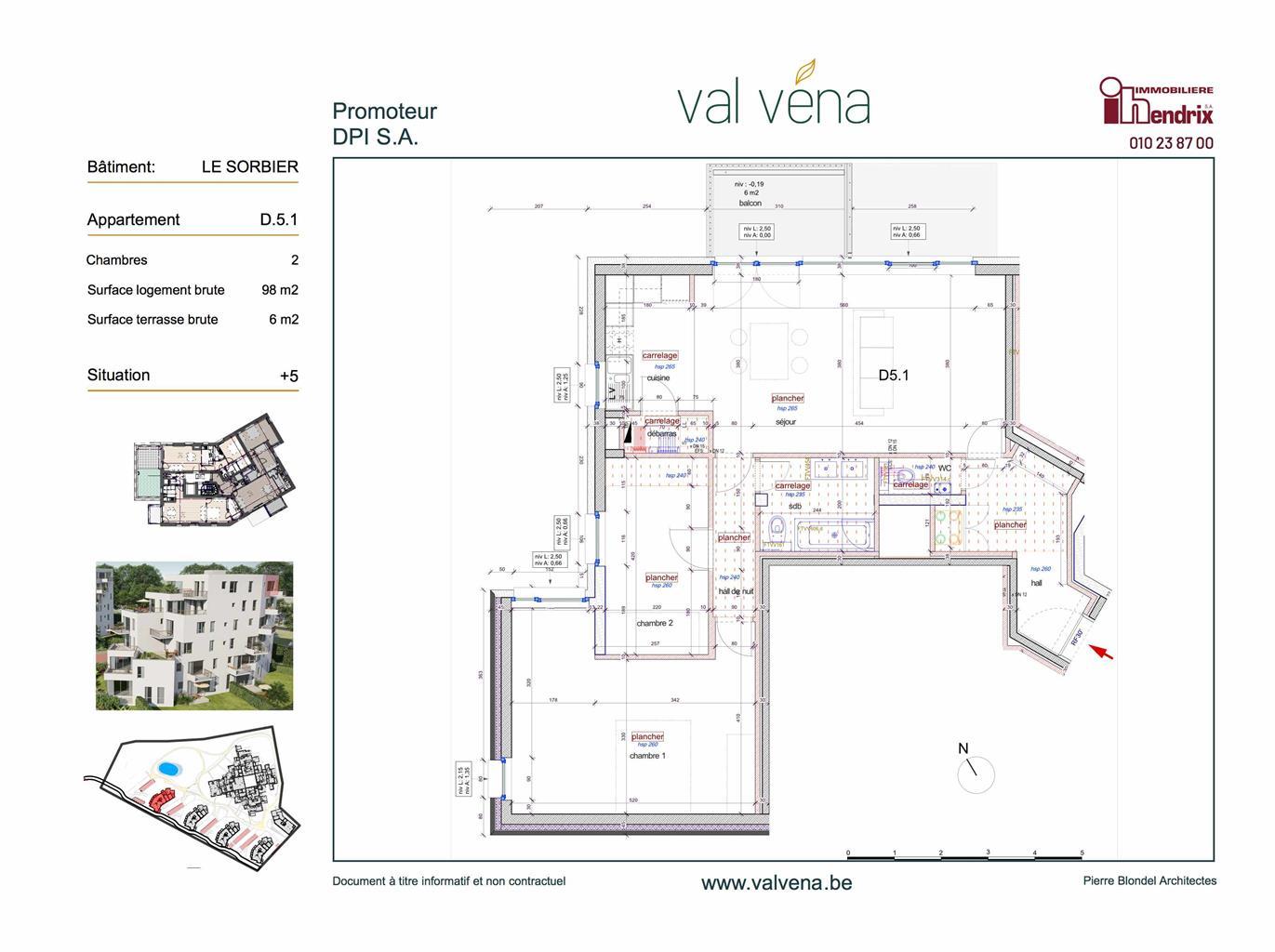 Appartement - Wavre - #4419456-0