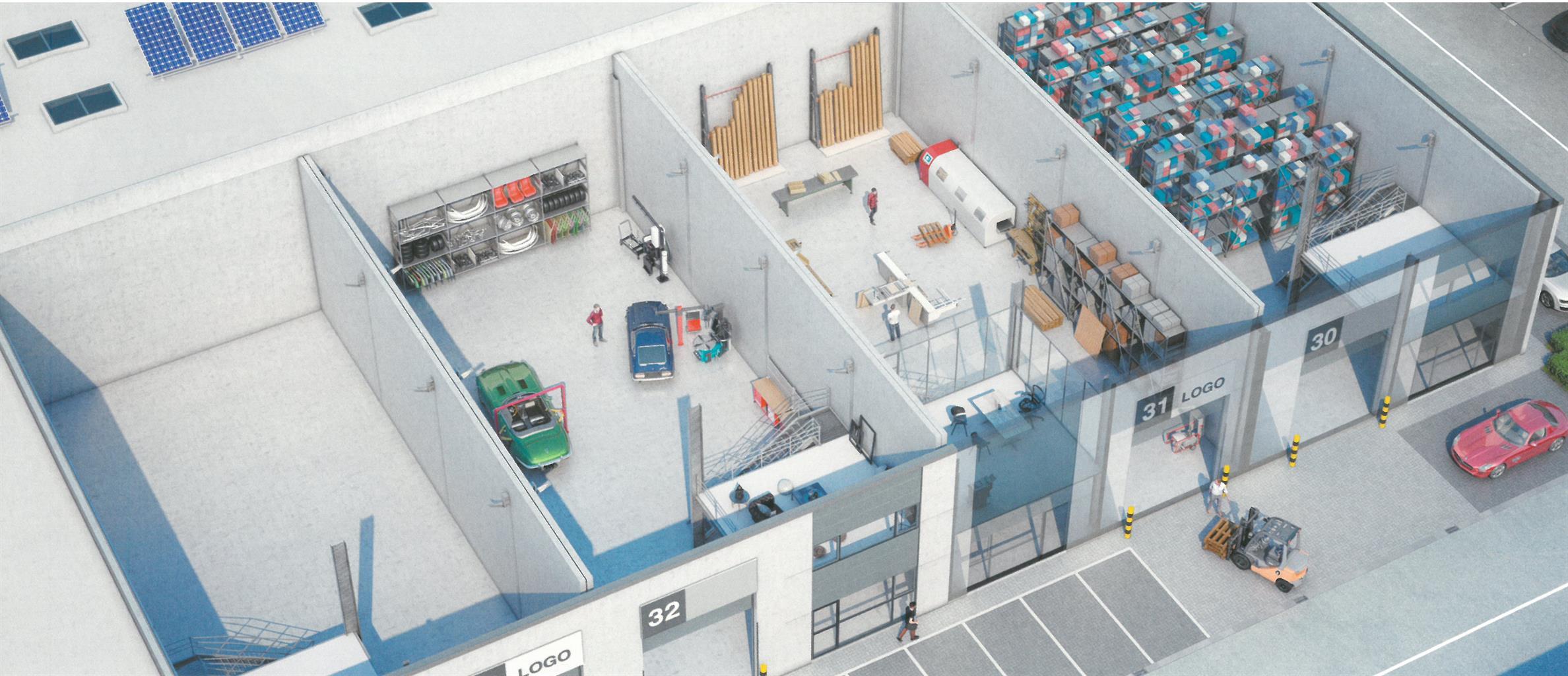 Unité PME - Tubize - #4426041-2
