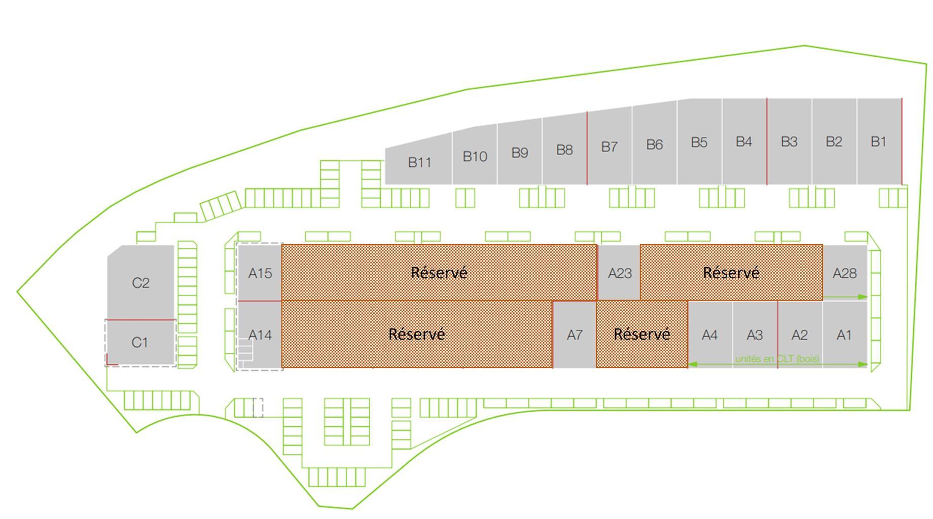 Bureaux & entrepôts - Tubize - #4429636-14