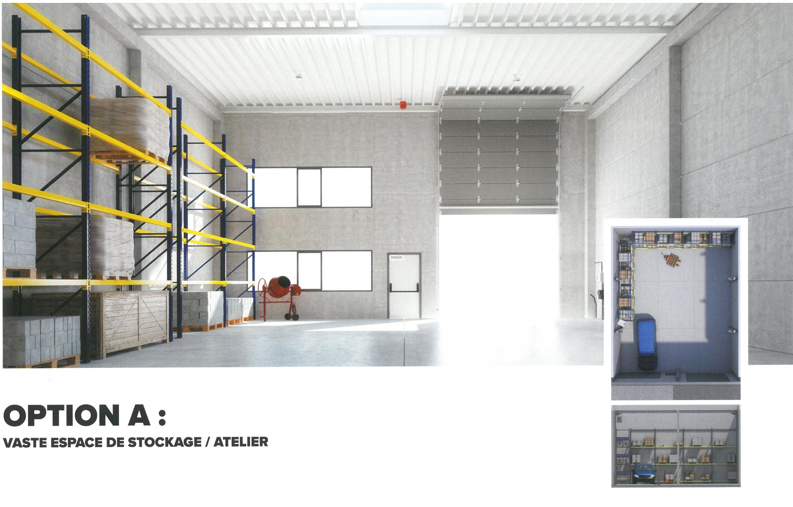 Entrepôt - Tubize - #4491261-3
