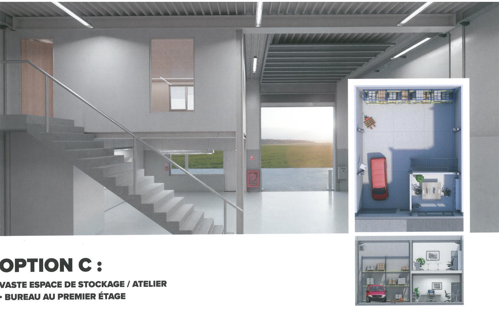 Entrepôt - Tubize - #4491261-5