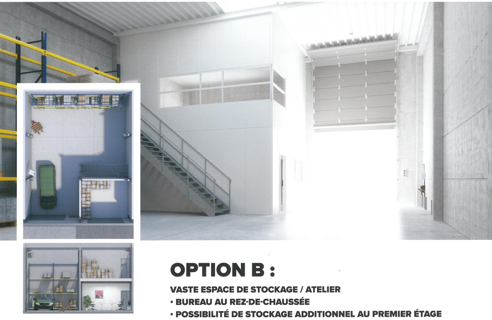 Entrepôt - Tubize - #4491268-6