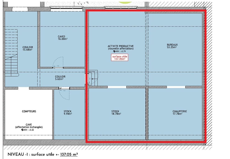 Immeuble polyvalent - Ixelles - #4533317-3