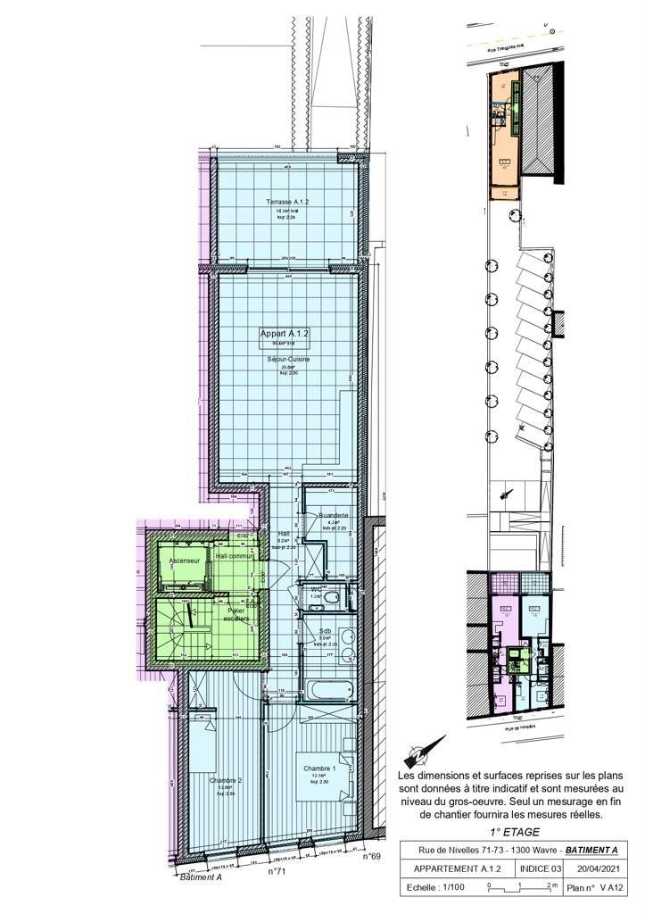 Appartement - Wavre - #4533561-12