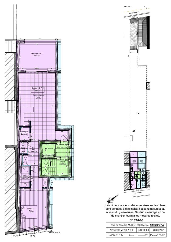 Appartement - Wavre - #4533606-6