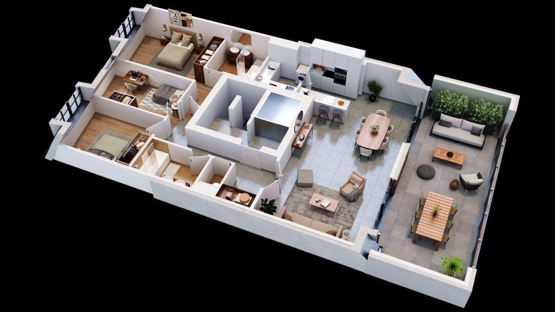 Penthouse - Wavre - #4533622-4