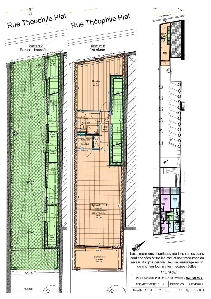Appartement - Wavre - #4533637-8
