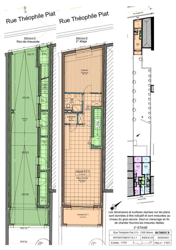 Appartement - Wavre - #4533647-6
