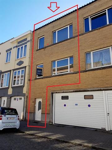 Immeuble à appartements - Molenbeek-Saint-Jean - #3571079-0