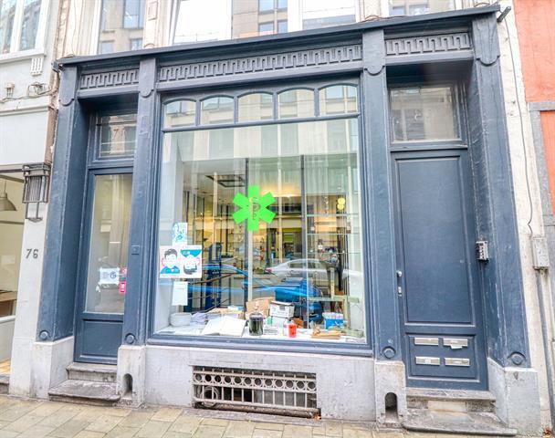 Commerce individuel - Bruxelles - #4275002-0