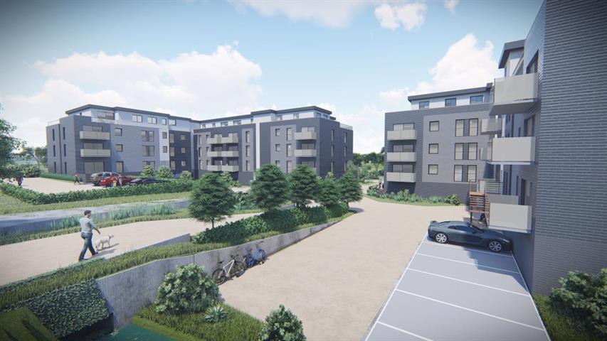 C 13 - Appartement 2CH. de 109,43 m² avec balcon