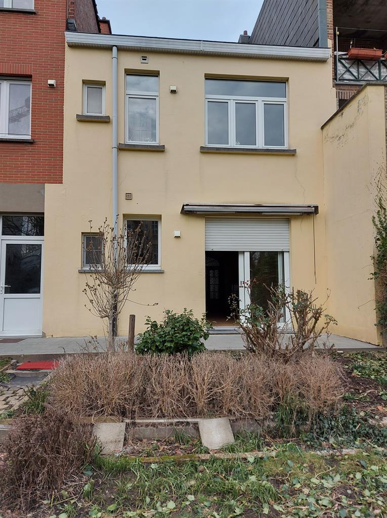 Rez-de-ch. avec jardin - Sint-Lambrechts-Woluwe - #4290116-2