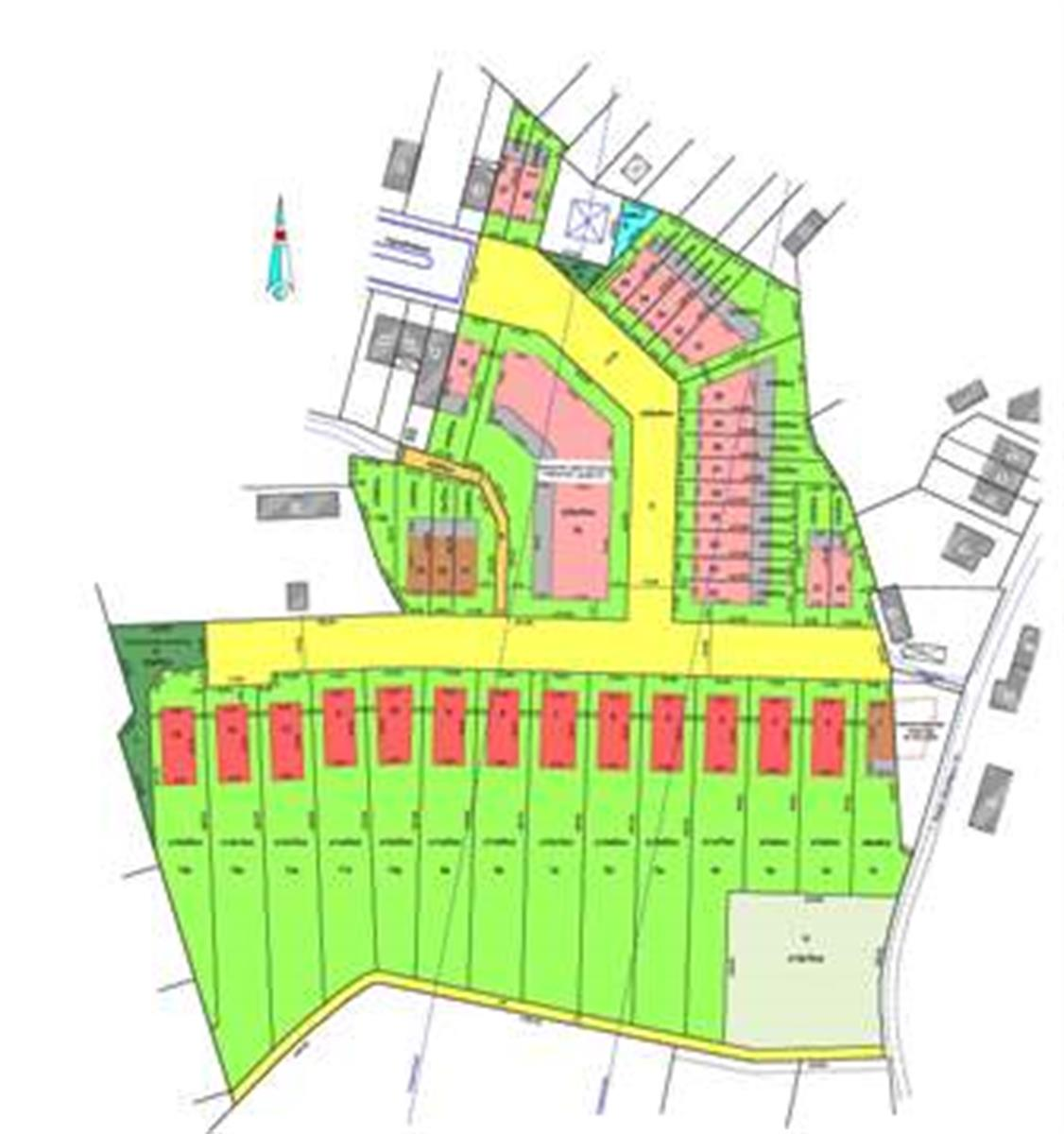 Nog 8 nieuw te bouwen woningen in een verkaveling te Merchtem