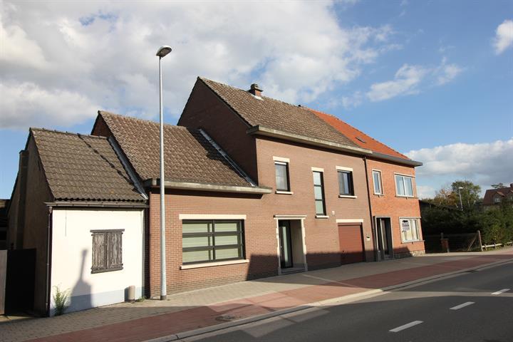 pand verkocht in Sint-Amands