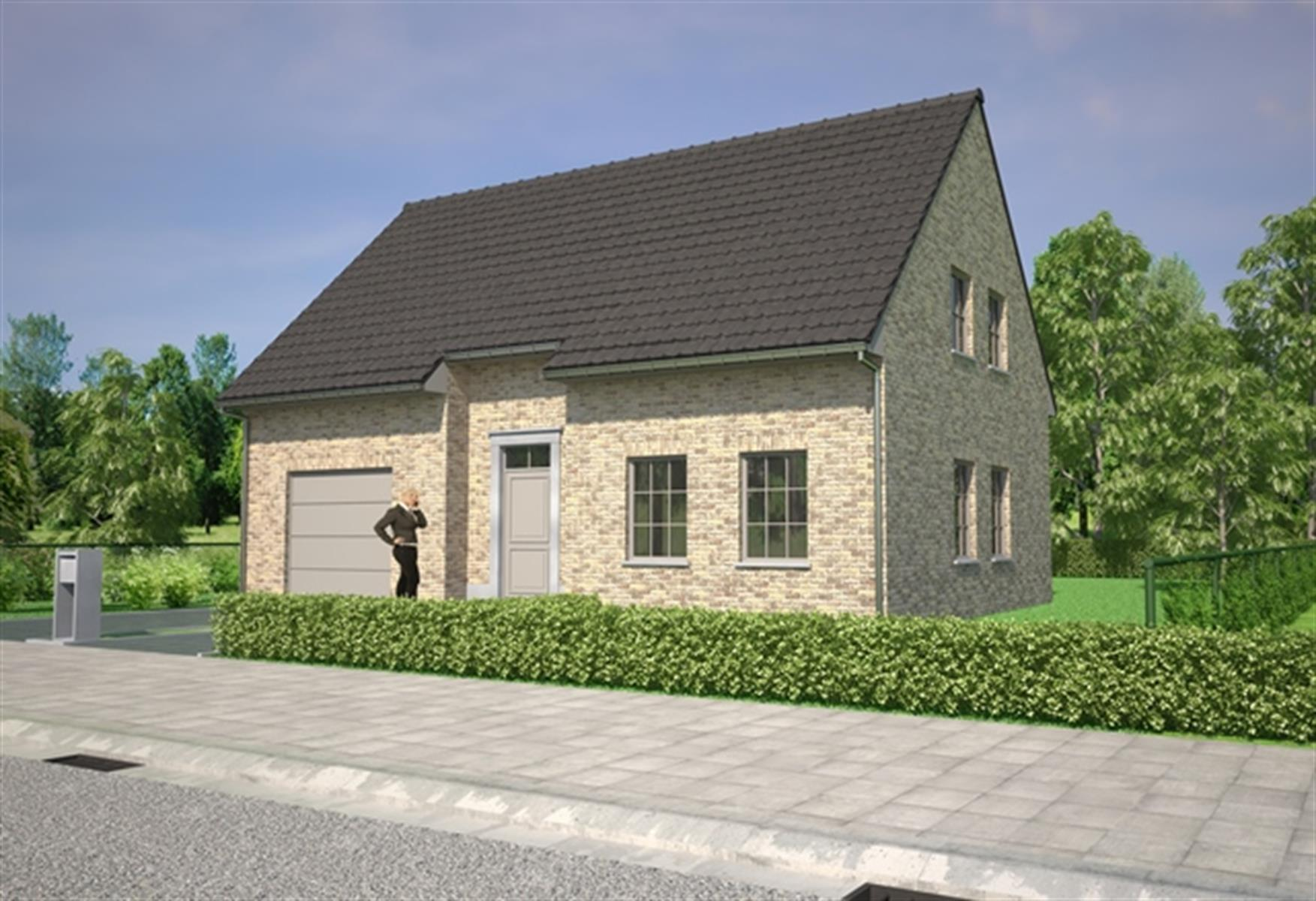 Rustige gelegen, open nieuwbouwwoning te Heist-Op-Den-Berg