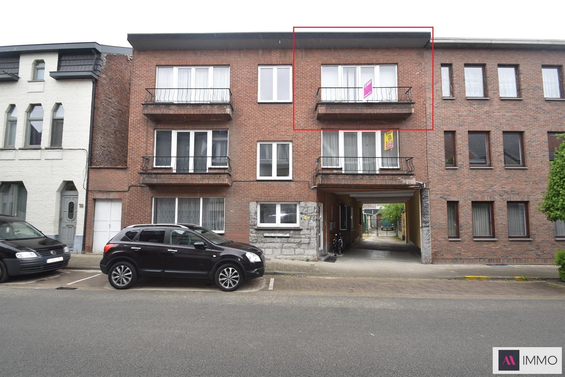 Instapklaar 2-slaapkamer appartement met terras