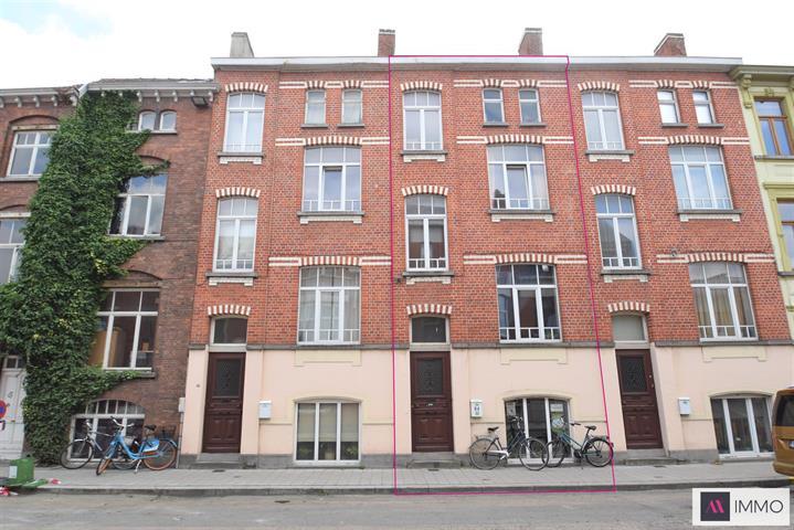 pand verkocht in Gent
