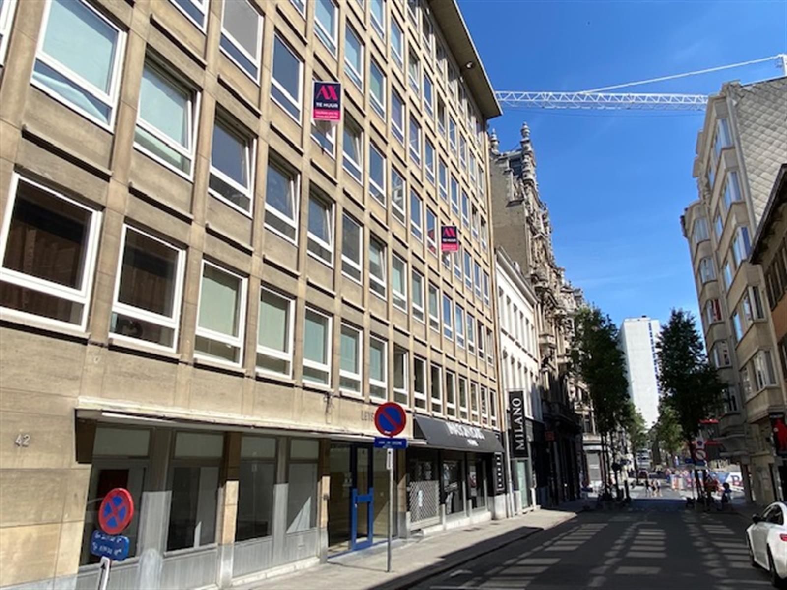zonnig 1 slpk app centrum Antwerpen