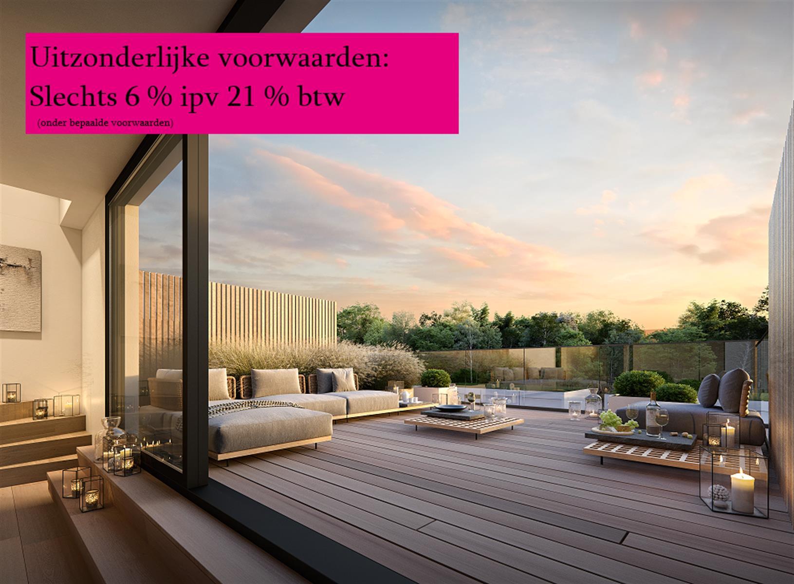 Residentie Enya (www.enya.immo) voor 50 % VERKOCHT, Mogelijkheid aan te kopen aan 6% ipv 21 % BTW