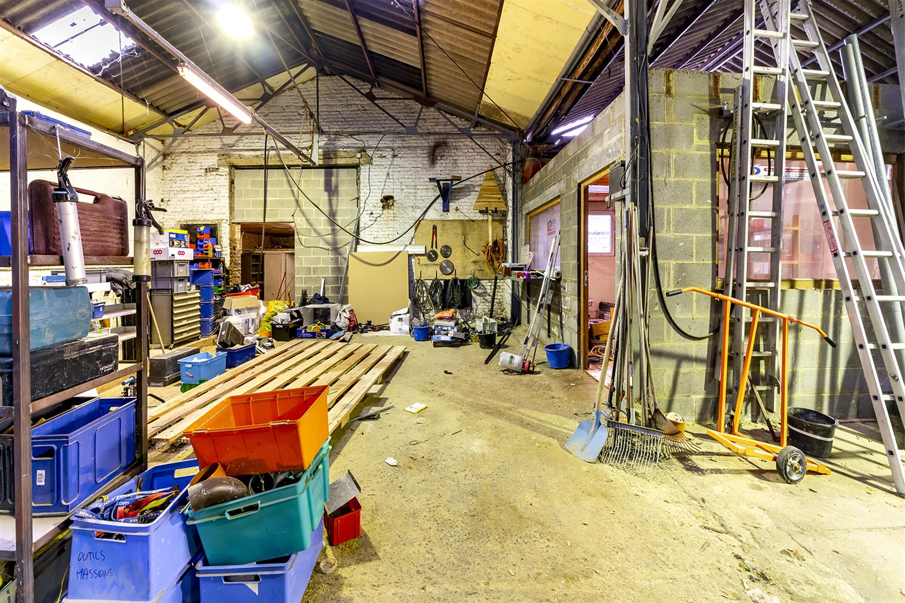 Garage (ferme) - Remicourt Momalle - #3635372-1