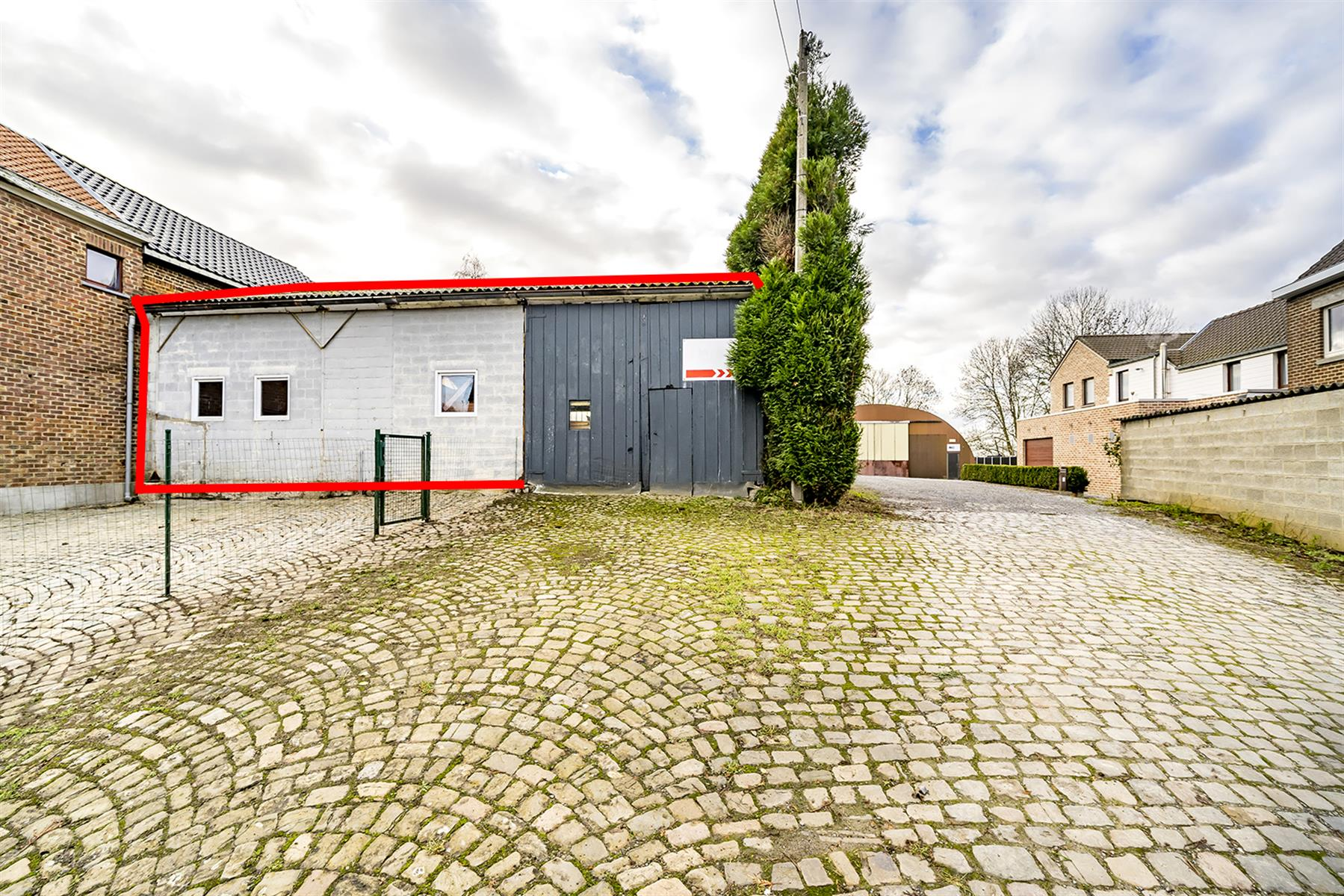 Garage (ferme) - Remicourt Momalle - #3635372-4