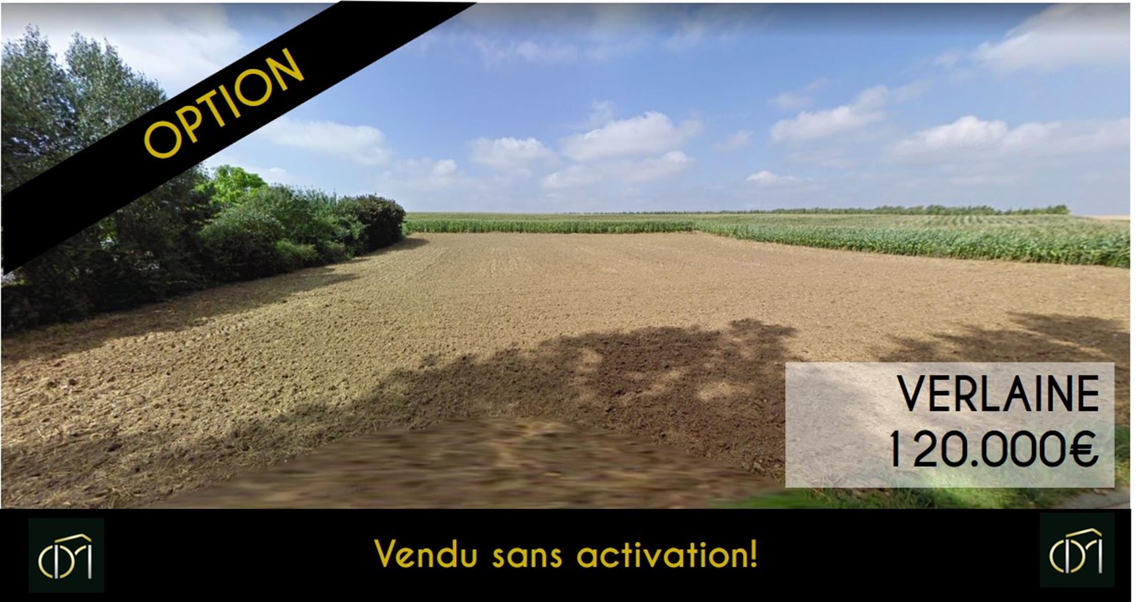 Terrain à bâtir - Verlaine - #3700343-0
