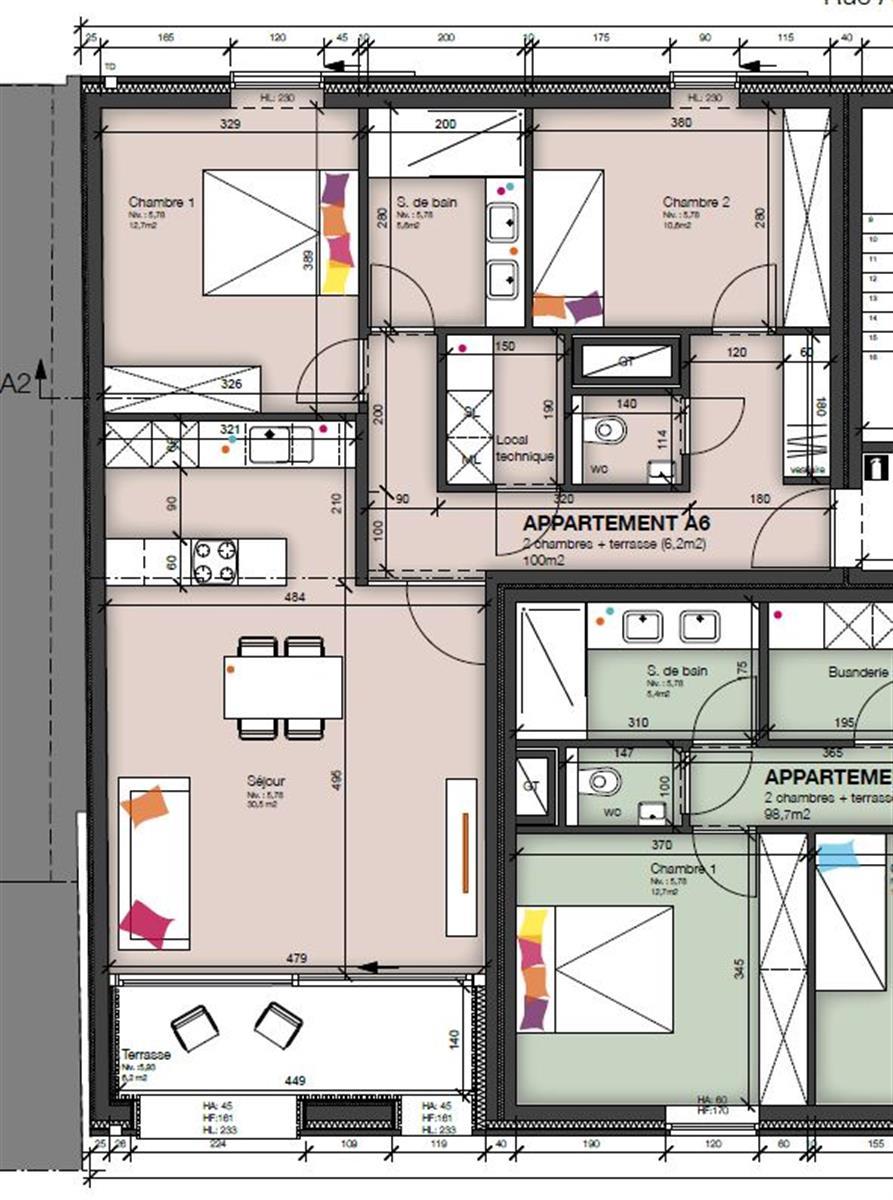 Appartement - Hannut - #3726872-5