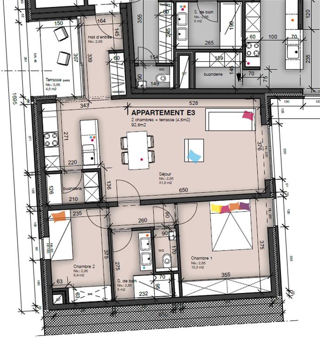 Appartement - Hannut - #3730193-7