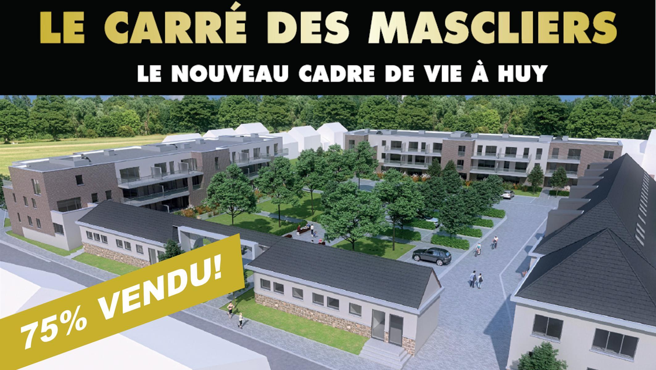 Le Carré des Mascliers - Huy - #3802796-0